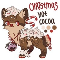 x -- (auction) Christmas Hot Cocoa OPEN by jennawing