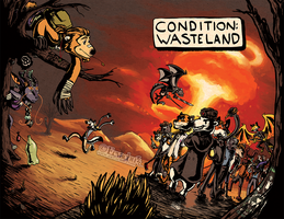 Condition: Wasteland by Eevachu