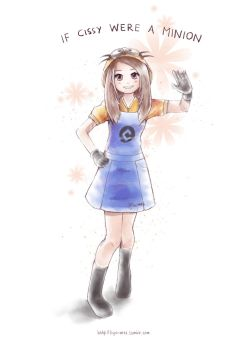 If Cissy Were A Minion by hyoori