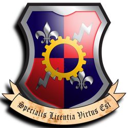 149th Signal Company Shield by gotdesign