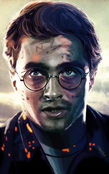 Harry Potter by SoccerGraphicItaly