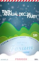 Ad - Christmas Party 2010 by ak-mlads