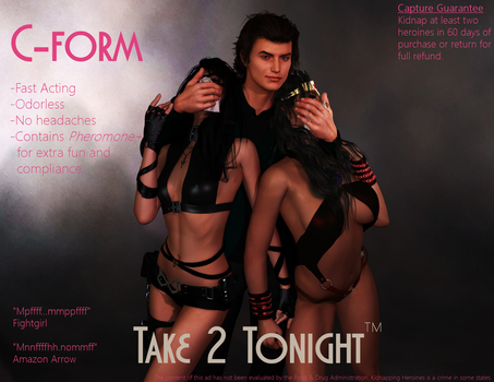 C-Form by fightgirl2004