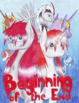 TFP ponies: Beginning of the End cover by SpeedFeather