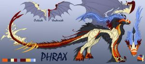 PHRAX - quick reference sheet by GoredGuar