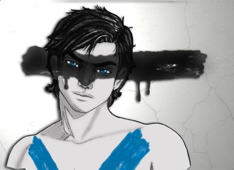 Nightwing - True colours by Eosphora
