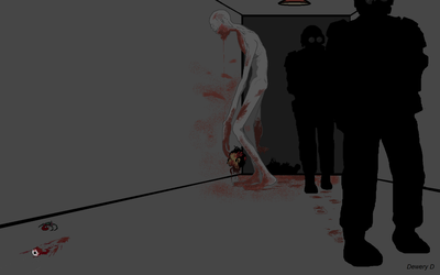 SCP 096 by dewery2539