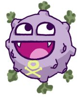 Koffing is Happy