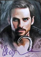 Hook -autographed by DavidDeb