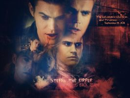 Stefan 'The Ripper' Returns by minilight1020