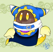 Magolor by AriaKey