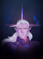 Lotor by Wraitany