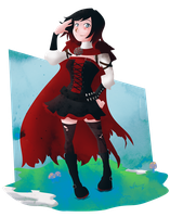 Lil' Red Riding Dork by D-WTF