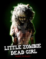Little Zombie Dead Girl - Want to play? by JWraith