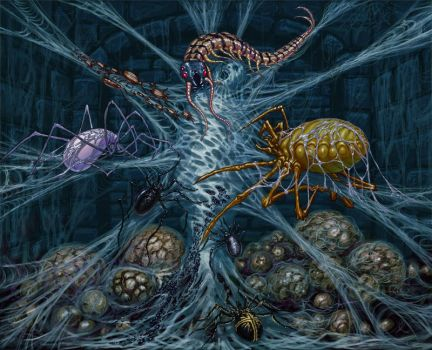 The Amityville Project: Phobos - 'Entomophobia' by Xeeming