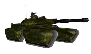 APTH 1 HBT Heavy Battle Tank by A-Teivos