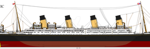 RMS Britannic 2012 by Fallout-Brony