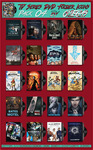 TV Series DVD Folder Icons Pack 04 by Omegas82128