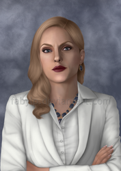 Alex Wesker by FabyLP