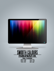 Smooth Colours 2 Wallpaper Download by ryanr08