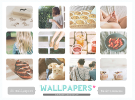 Wallpapers #2: Tonada pastel. by Maleficeent