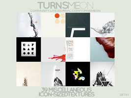 Textures set03 by turnsmeon