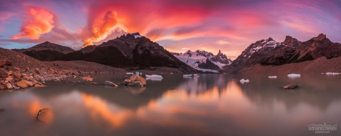 Cerro Torre - Argentina, Patagonia by acseven