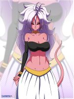 Android 21 II by Layerth
