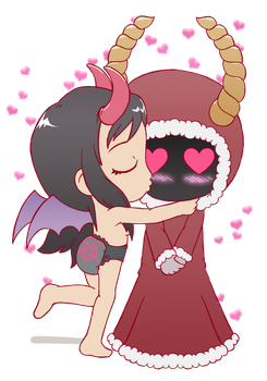 Satanic Love by PrincessPolly63