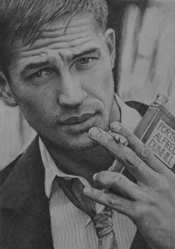 Tom Hardy by ekota21