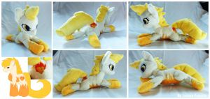 Plush Commission .:Ember:. by Lfraysse