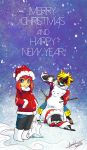 Merry Christmas and Happy New Year by tikopets