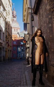 one time in Old Town by DenisGoncharov