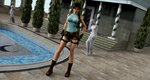 Tomb Raider: Anniversary - Greece by puczkosia