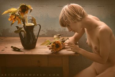Autumn flowers by ArtofdanPhotography