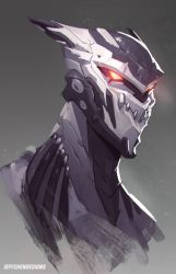 Mech that didn't get braces by jeffchendesigns