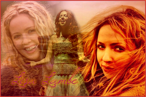 Another Lisa Lambe Banner by xXLionqueenXx