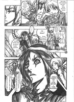 Project Sabogeus - Chapter 1 Page03 by SilverPencilBOX