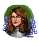 Loras Tyrell by chillyravenart