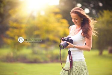 The Photographer by thesashabell