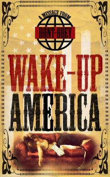 WAKE UP!! America!! by HerbDvinci