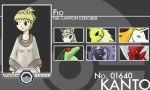 PL - Fio trainer card by wandering-ronin