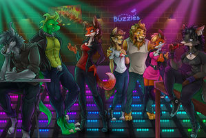 Nightriders Battle of the Bands Part 7 by AxlReigns