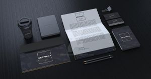 GRAPHICA CORPORATE IDENTITY by GreyFoxGR