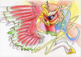 We are the Sun by DragonaDeMetal