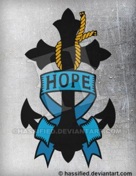 Anchor of Hope by hassified