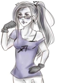 Fem!Equius by AwesomeSpider8itch