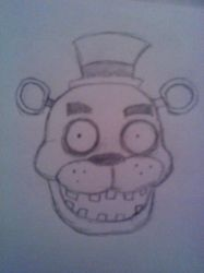 Freddy Fazbear by TheGamingArchivist