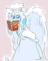 AT-Guardian Angel by Laurangeblossom