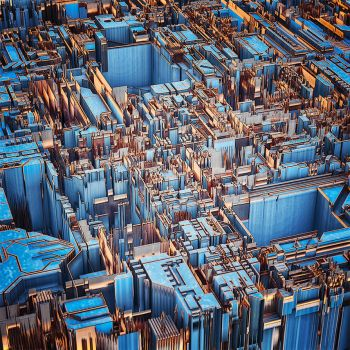 Industrial Complex by kuzy62